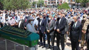 Gençlik ve Spor Bakan Yardımcısı Sinan Aksu'nun acı günü