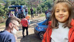 Giresun'da kaybolan İkranur'dan acı haber