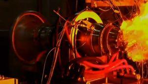İlk yerli orta menzilli füze motoru test edildi