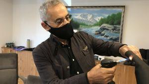Korona virüse karşı yıkanabilir küresel aktif karbonlu maske