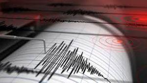 Marmaris'te korkutan deprem !