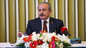 TBMM Başkanı Şentop'tan büyükelçilerle Asya zirvesi