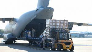 Türkiye'den Nijer'e yardım
