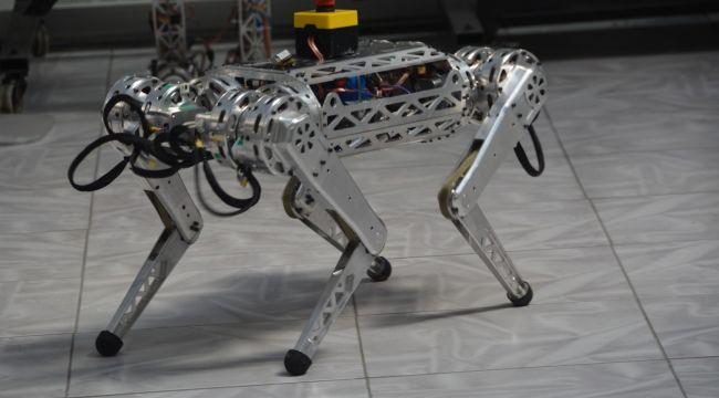 Uzaya gitmek isteyen ilk Türk robot