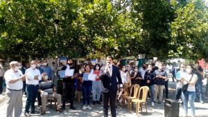 CHP KONAK'TAN 'DİSLİKE MİZANSENİ'