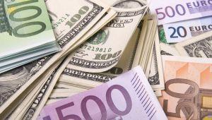 Dolar ve Euro yükseliş eğiliminde