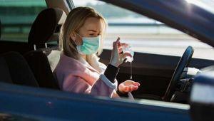 El dezenfektanları araçlara zararlı