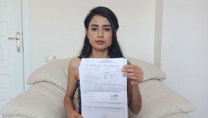 Eşinin dövüp evden attığı kadın çocuklarına hasret