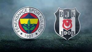 Fenerbahçe ile Beşiktaş arasında üçlü savaş!