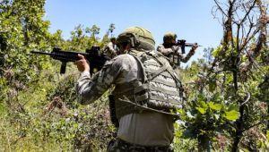 Irak'ın kuzeyinden kaçan 4 terörist teslim oldu