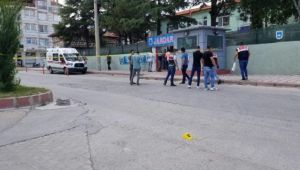 Jandarma Karakolu'na pompalı tüfekle ateş açıldı
