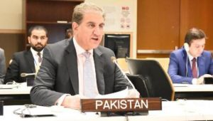 Pakistan Dışişleri Bakanı virüse yakalandı