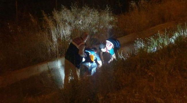 Su kanalındaki cansız beden kayıp işçinin çıktı
