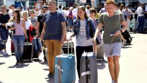 Turizmde gözler Rus turistte