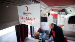 Türk Kızılaydan kan bağışında 'kritik dönem' uyarısı