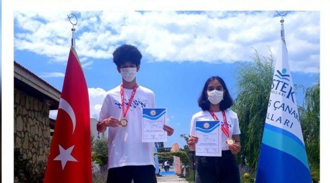 Türk öğrenciler Matematik Olimpiyatında altın madalya aldı