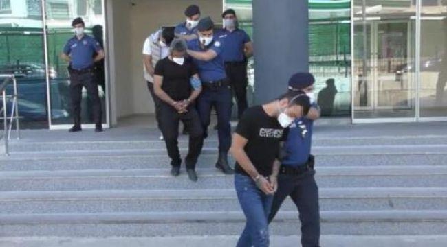 Uyuşturucu ticaretine 7 gözaltı