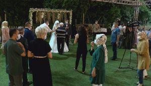 Yasak kalktı düğünler başladı
