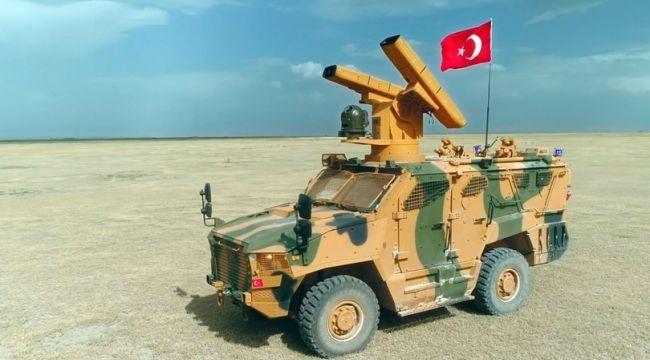 Yerli hava savunma sistemi