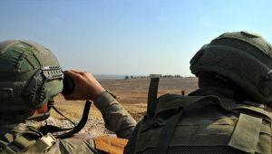 Zeytin Dalı bölgesinde 6 PKK 'lı terörist gözaltına alındı
