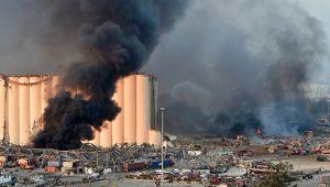 Beyrut'taki patlama Tahran'da da yaşanabilir