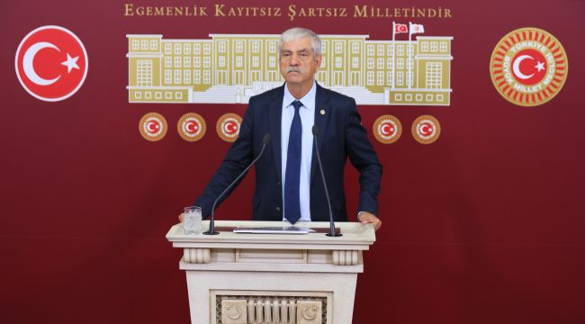 CHP'Lİ BEKO, BAKANI HALKA ŞİKAYET ETTİ