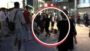 İstanbul'un göbeğinde kadınların laf atma kavgası