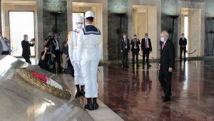 Kılıçdaroğlu, seçilmesinin ardından Anıtkabir'i ziyaret etti