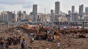 Lübnan Sağlık Bakanı'ndan uluslararası yardım çağrısı