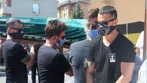 Murat Boz'un kuzeni son yolculuğuna uğurlandı