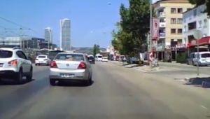Trafikte makasa ağır ceza!