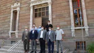 Başkan Koştu'dan yeni eğitim yılı için ziyaret