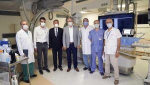 Ege Tıp Radyoloji'de yenilik