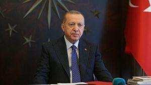 Erdoğan'dan Ertuğrul Gazi'yi anma mesajı
