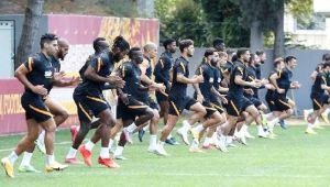 Galatasaray'da derbi hazırlıkları başladı