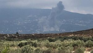 Lübnan'ın güneyinde şiddetli patlama