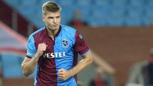 Trabzonspor'dan Sörloth transferi açıklaması