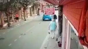 Kediyi ezdi arkasına bakmadan yoluna devam etti
