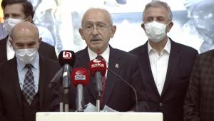 Kılıçdaroğlu'ndan deprem bölgesinde önemli çağrı