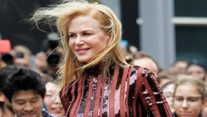 Nicole Kidman'dan yeni dizi geliyor