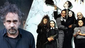 Tim Burton 'Addams Family'i Yeniden Uyarlayacak