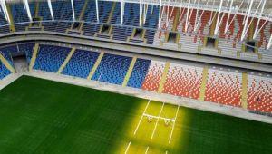 Yeni Adana Stadyumu'nun tamamlanmasına az kaldı