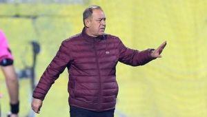 Altay Teknik Direktörü Yücel İldiz isyan etti