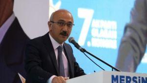 'Çukurova Havaalanı 2022 yılı Mart ayında açılacak'