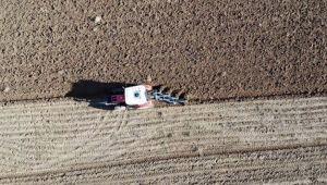İki günlük yağış çiftçiye 'cansuyu' oldu