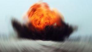 Irak'ın başkenti Bağdat'tın kent merkezinde patlama
