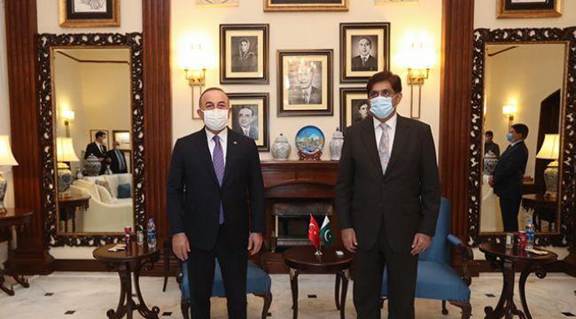 'Pakistan ile temaslarımızı arttıracağız'