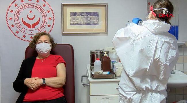 Koronavirüs aşısında ikinci aşama başladı