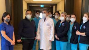 Koronavirüse yakalanan Okan Karacan taburcu oldu