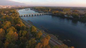Meriç Nehri son ayların en yüksek seviyesine yükseldi